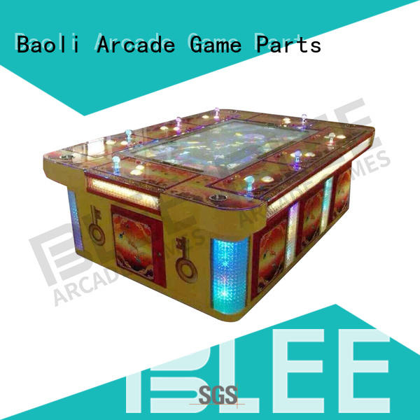 BLEE funny best arcade machine with certification for holiday