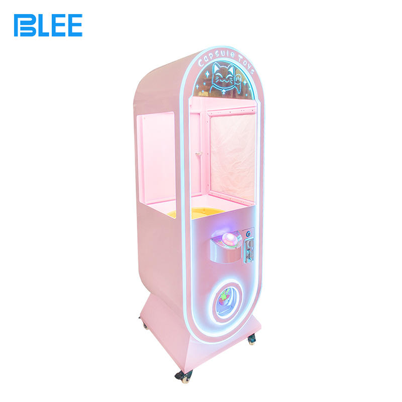 Coin Operated Arcade Games Console Capsule Toy Vending Machines