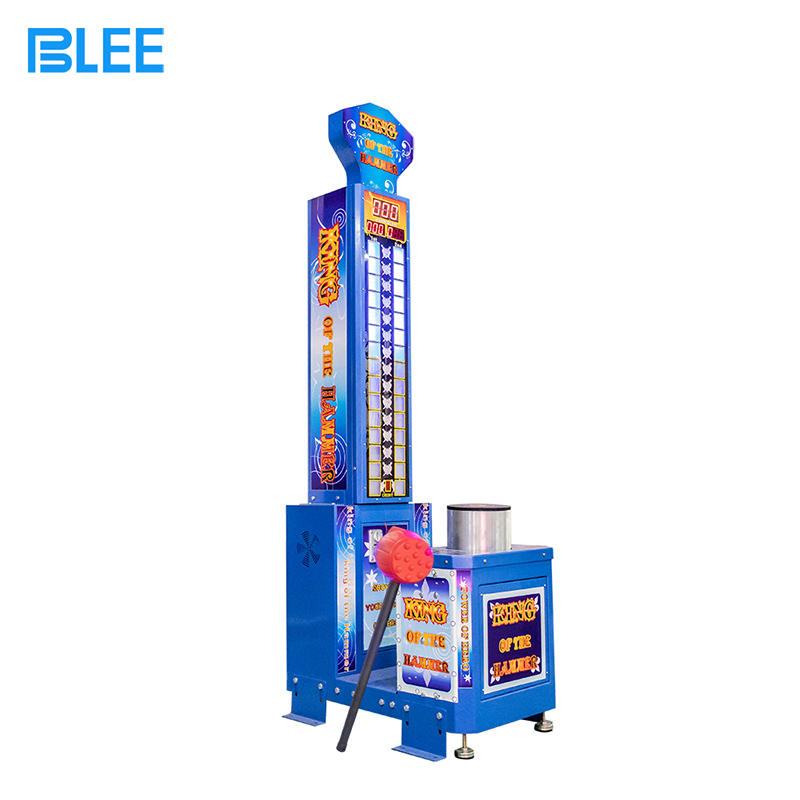 King Of Hammer Hitting Coin-operated Arcade Games Machine
