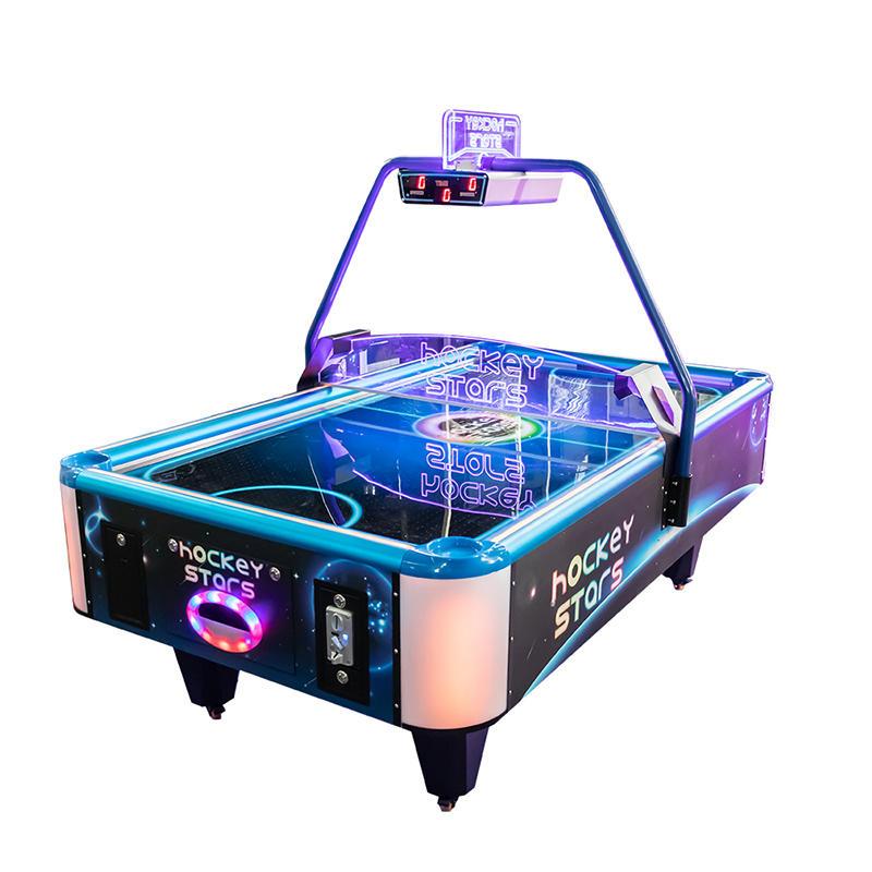 air hockey arcade game machine