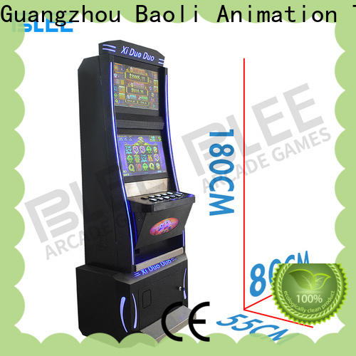 BLEE gradely new arcade machines with certification for convenience store