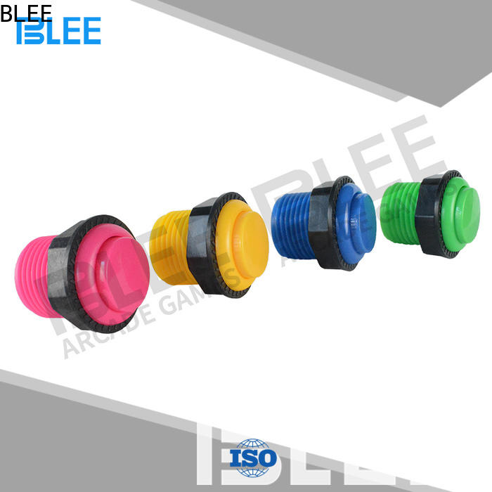 BLEE funny led arcade buttons factory price for marketing