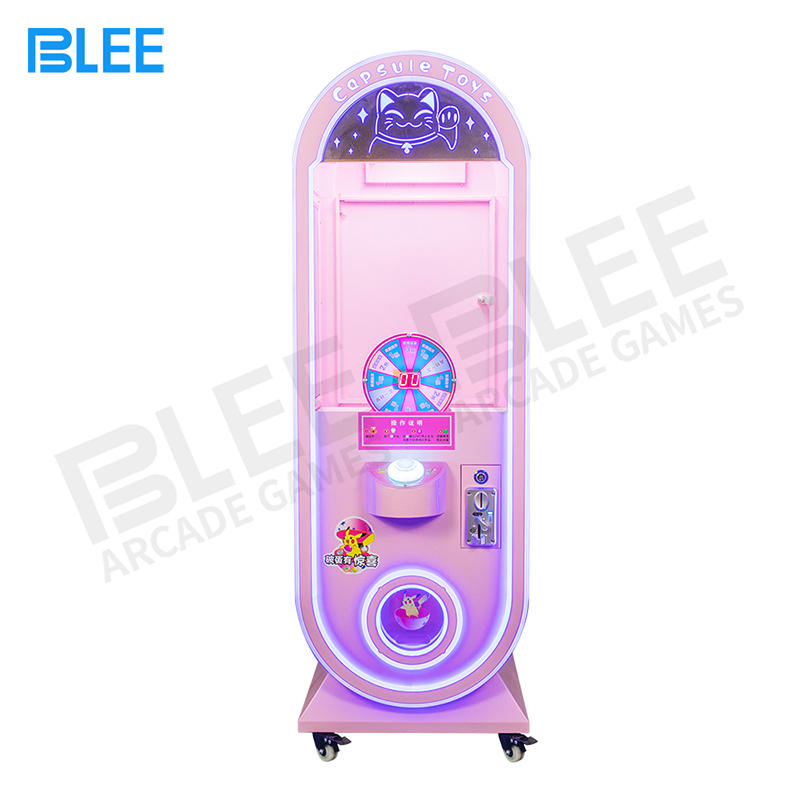 Amusement Game Center Capsule Toy Vending Machine