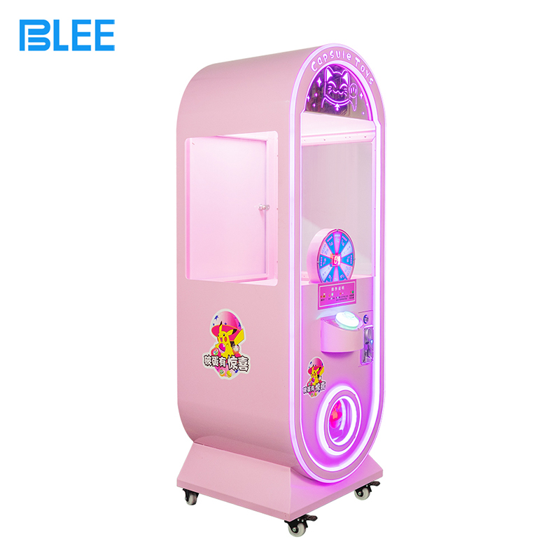 product-BLEE-Amusement Game Center capsule toy vending machine-img