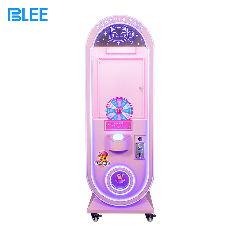 product-Amusement Game Center capsule toy vending machine-BLEE-img