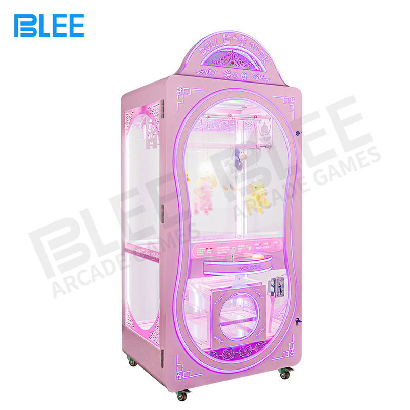 Wholesale Customized Amusement Game Center Coin Operated Machine Cutting Rope Prize Gift Vending Machine
