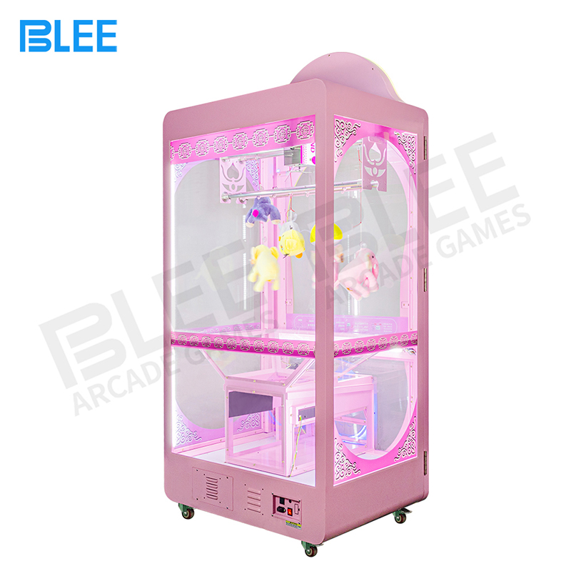 product-Wholesale Customized Amusement Game Center Coin Operated Scissors Machine Cutting Rope Prize