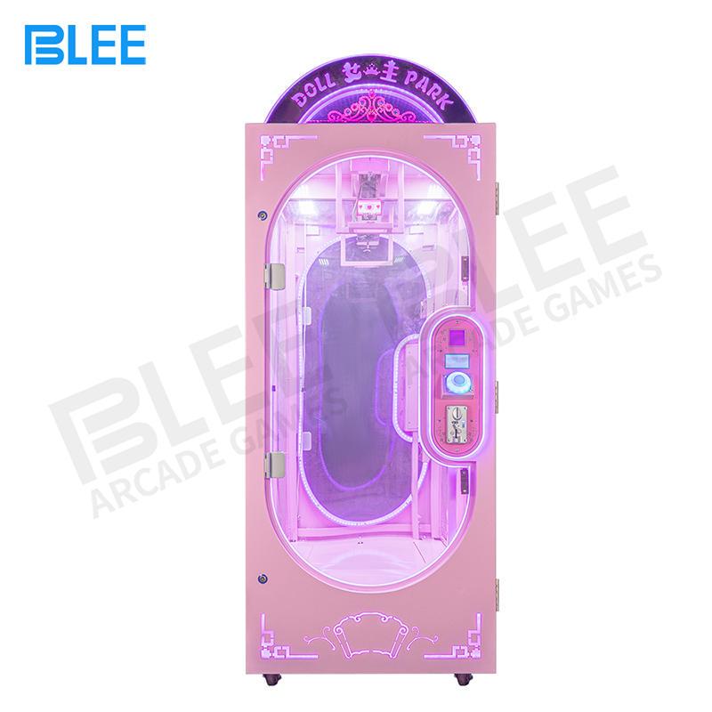 Customize Coin Operated Prize Vending Machines Cut Ur Prize Push Toy Scissors Crane Machine Games