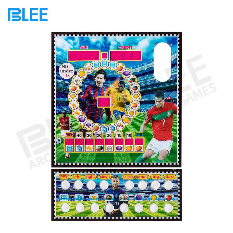 Diy Indoor Tabletop Arcade Mario Slot Game Machine Kit