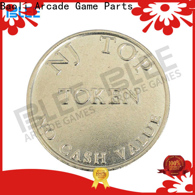 BLEE most popular custom coins and tokens inquire now for vending machine