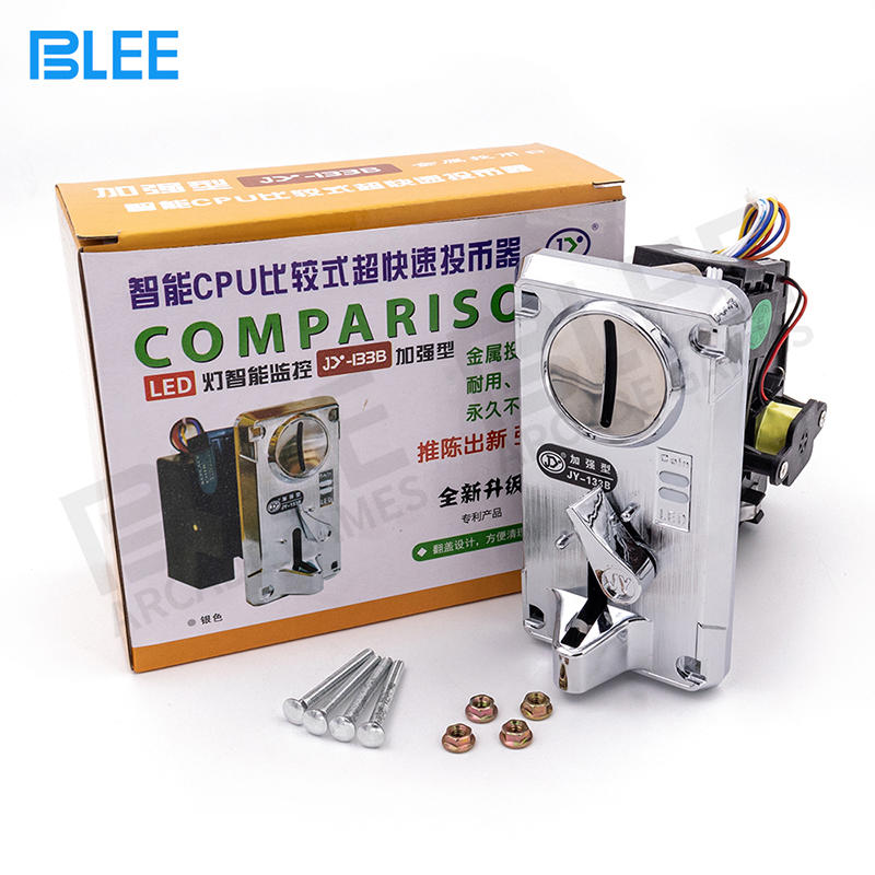 Vending coin acceptor arcade coin acceptor for washing machinetimer board
