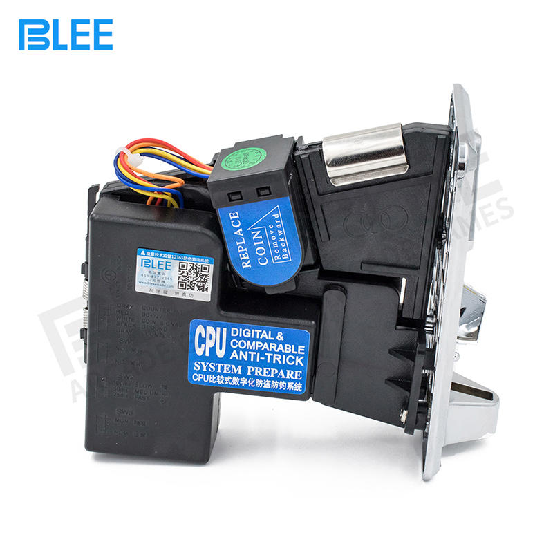 product-BLEE-Multi Coin acceptor HL coin selector for Vending machines-img