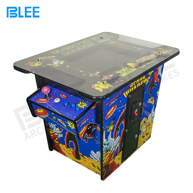 Professional Retro Games Cocktail Table Arcade Machine