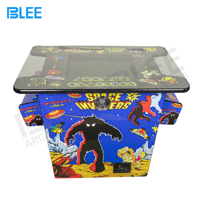 product-Retro Games Cocktail Arcade Machine-BLEE-img-1