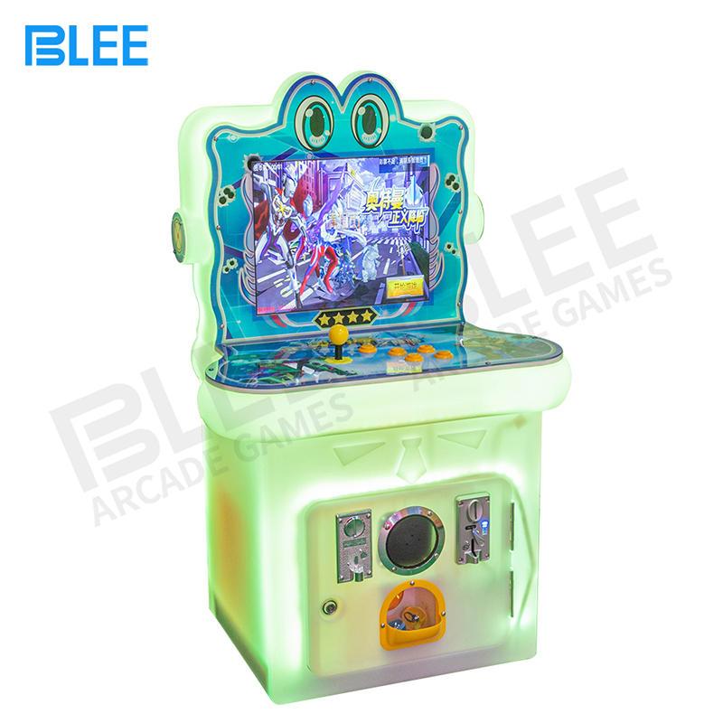 baby shooting amusement arcade kids game machine