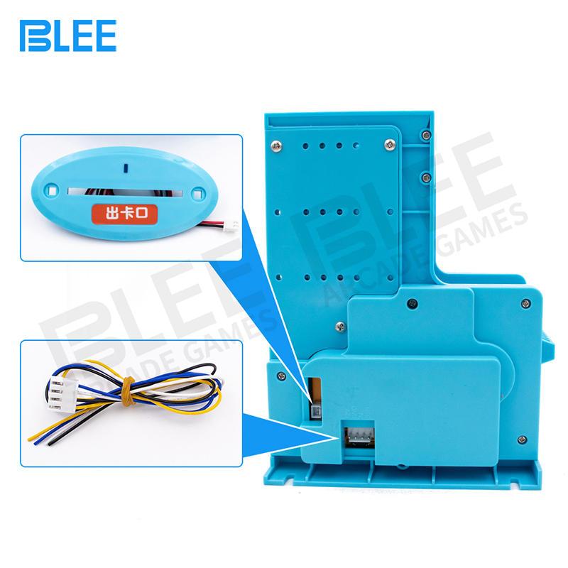 product-Hot Sale Plastic Card Dispenser Arcade Vending Machine-BLEE-img-1