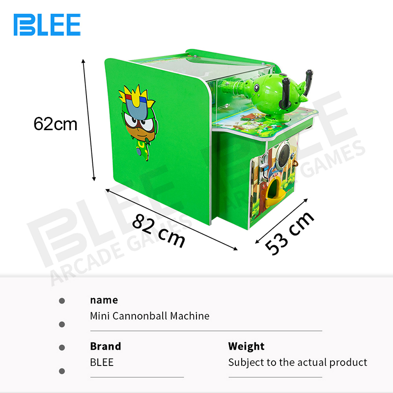 product-Kid ball shooting game machine-BLEE-img