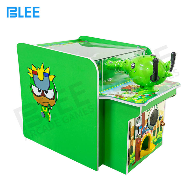 Kids Ball Arcade Shooting Games, Amusement Game Machine