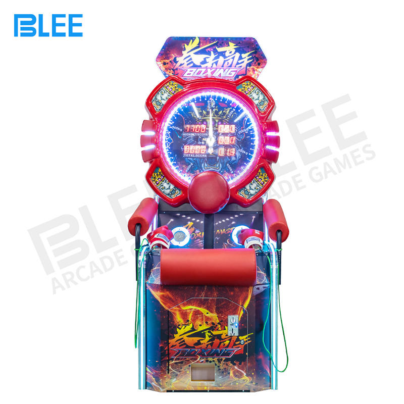 product-BLEE-Amusement Boxing Arcade Machine Greatest Boxing Game Machine-img