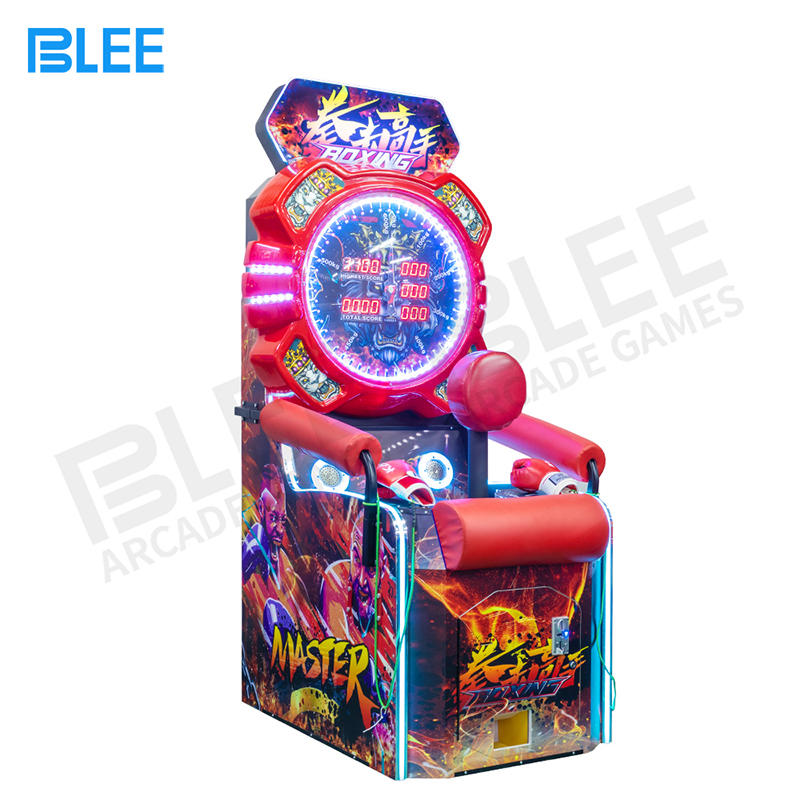 Amusement Boxing Arcade Machine Greatest  Boxing Game Machine