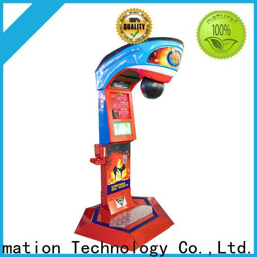 BLEE arcade punching machine suppliers for aldult