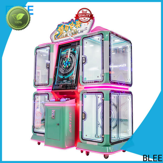 BLEE slot coin operated machines manufacturers for entertainment