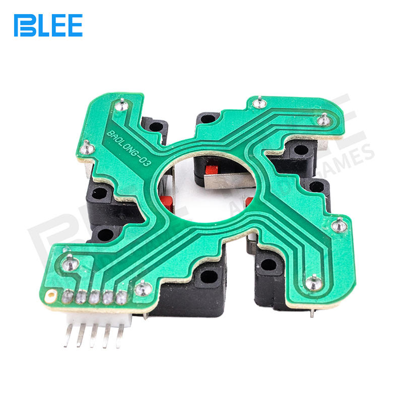 product-Professional Iron sheets Sanwa Arcade Game Joystick Circuit Board-BLEE-img-1