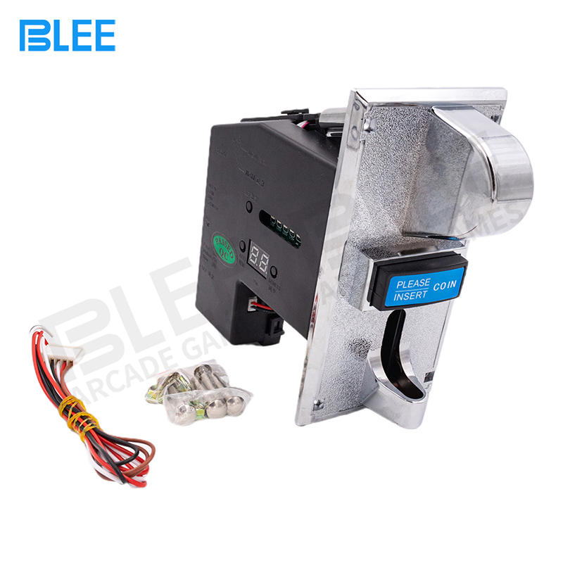 Hot Sale Multi Electronic Coin Acceptor For Arcade Machine