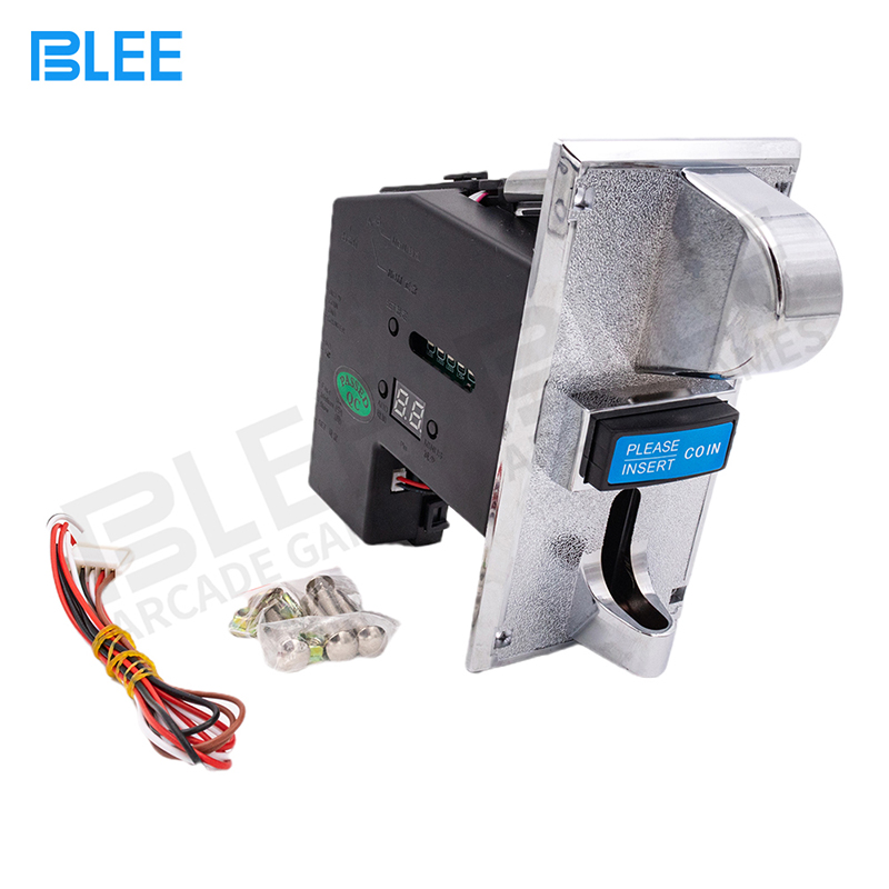 product-BLEE-916 multi coin acceptor-img