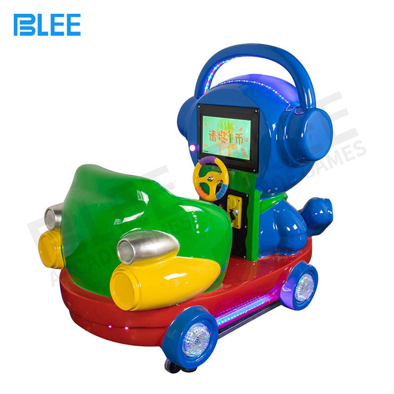 product-BLEE-Kids Kiddie Coin Operated Rids Swing Game Machine-img