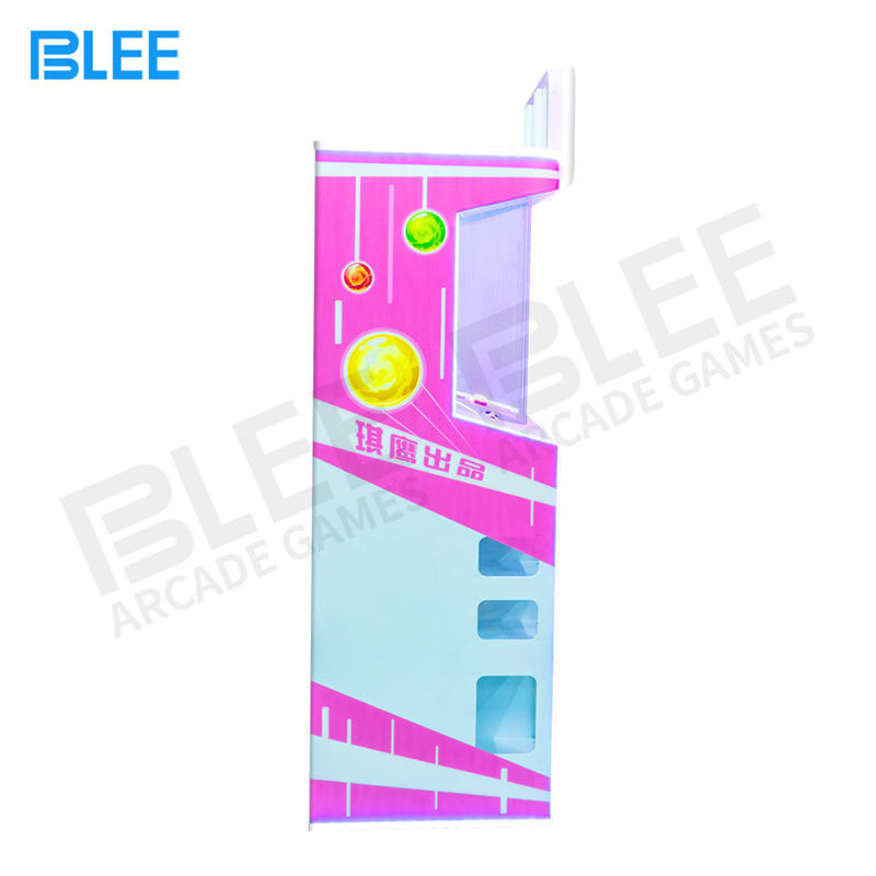 product-Colourful Coin Operated Mini Pinball Arcade Game Machine-BLEE-img-1