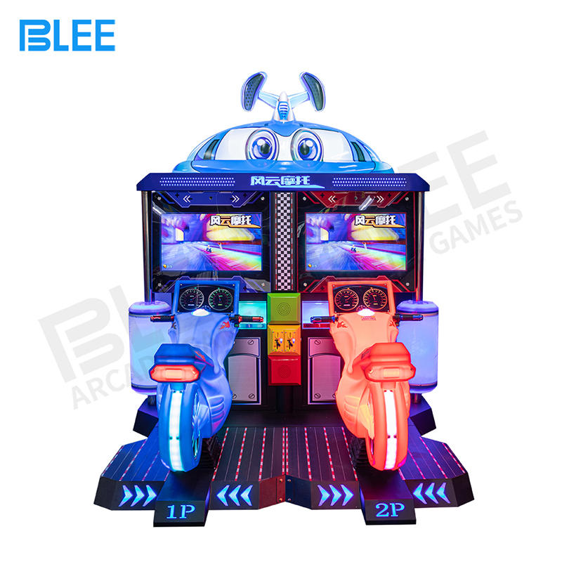 Hot Sale Kids Motorcycle Racing Arcade Game Machine