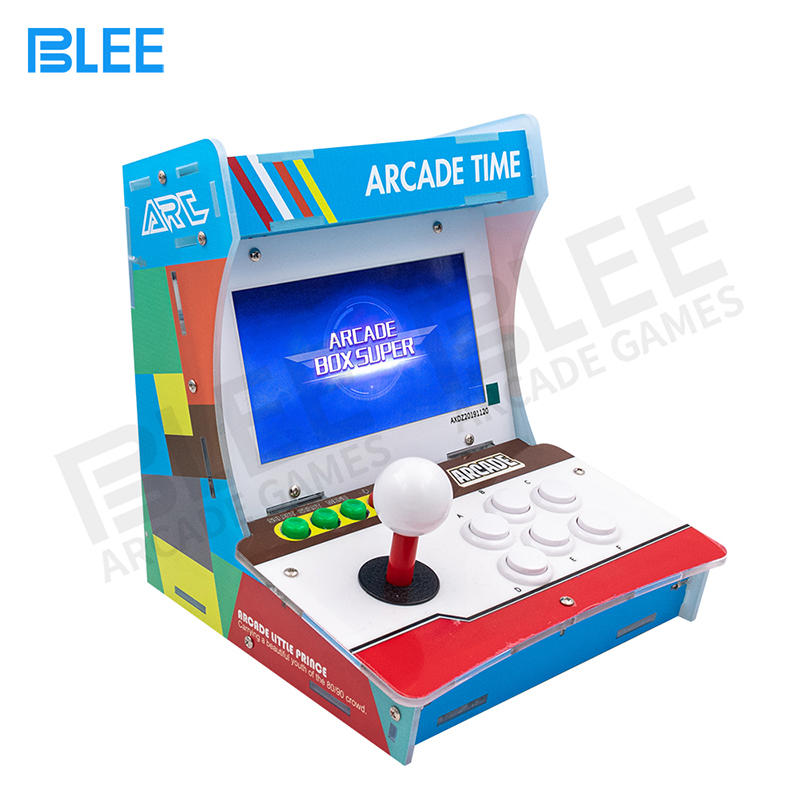 7 Inch Video Game Console Tabletop Arcade Game Machine