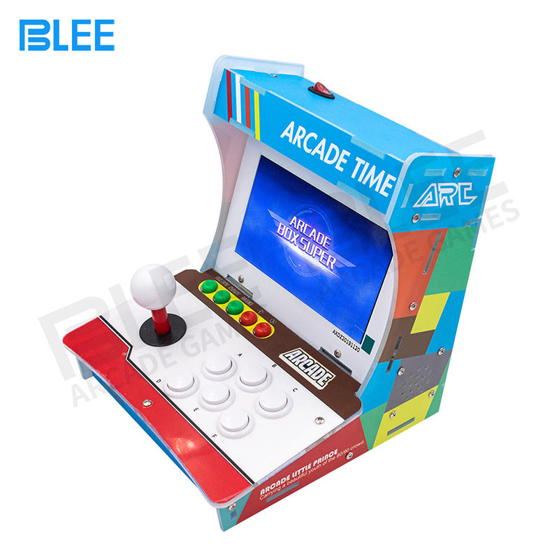 product-BLEE-Best 7 inch Mini Coin Operated Arcade Game Machines Console-img