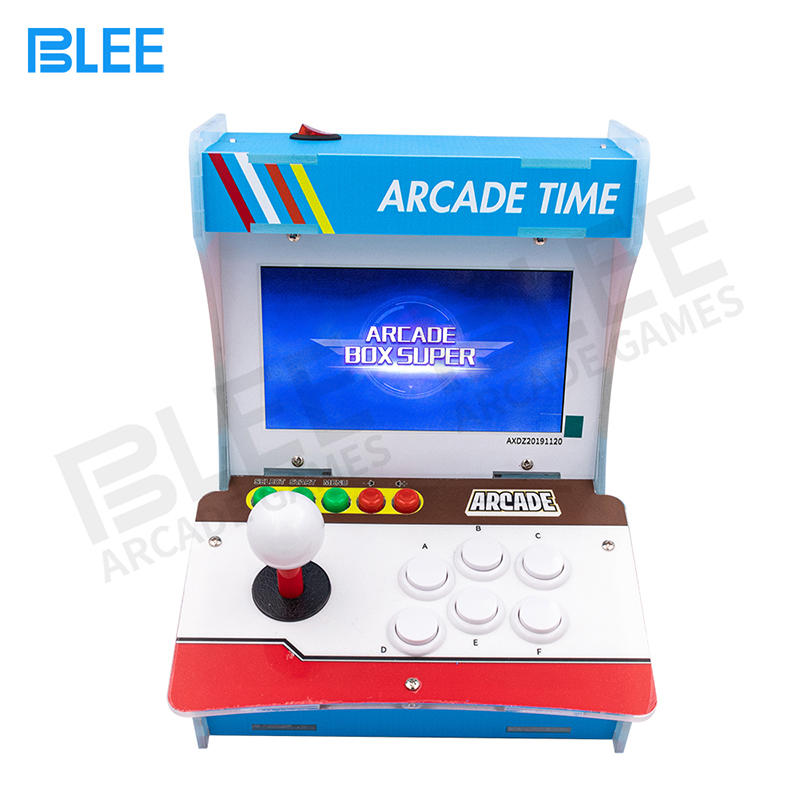 Best 7 inch Mini Coin Operated Arcade Game Machines Console