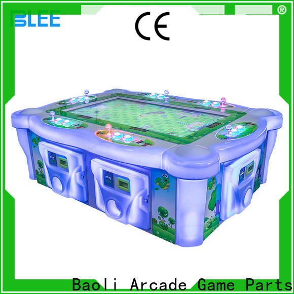 BLEE king buy old arcade machines company for children
