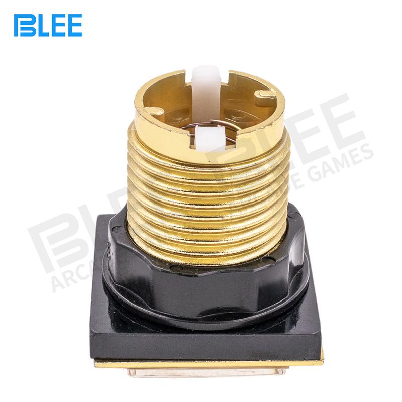 product-BLEE-34mm LED Illuminated Momentary Rectangular Push arcade button-img-1