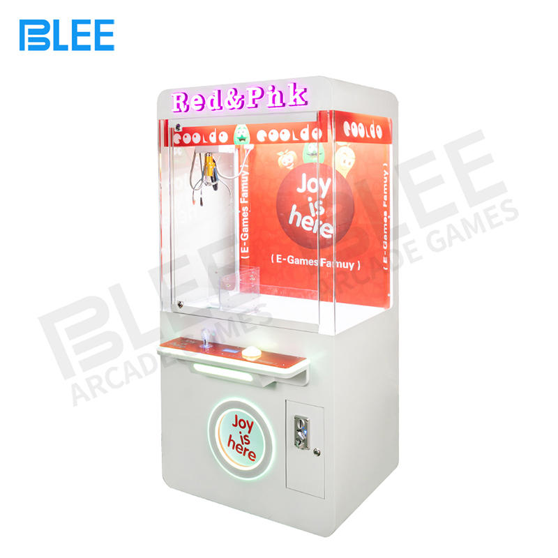 Custom Claw Crane Arcade Game Machine Parts
