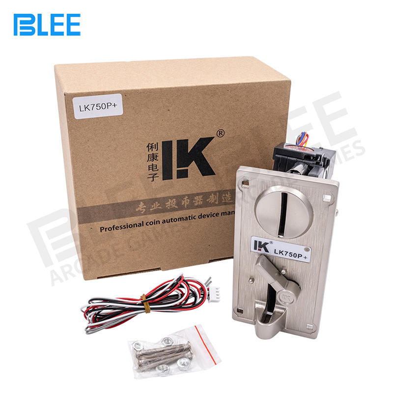 Best Lk750p+ Multi Coin Acceptor Arcade Game Machine Parts