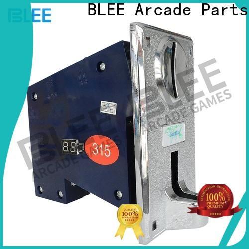 BLEE arcade vending machine coin acceptor free design for aldult