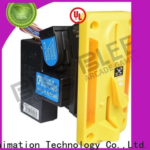 BLEE direct multi coin acceptor at discount for free time