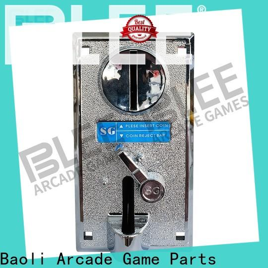 BLEE inexpensive coin acceptors inc for children