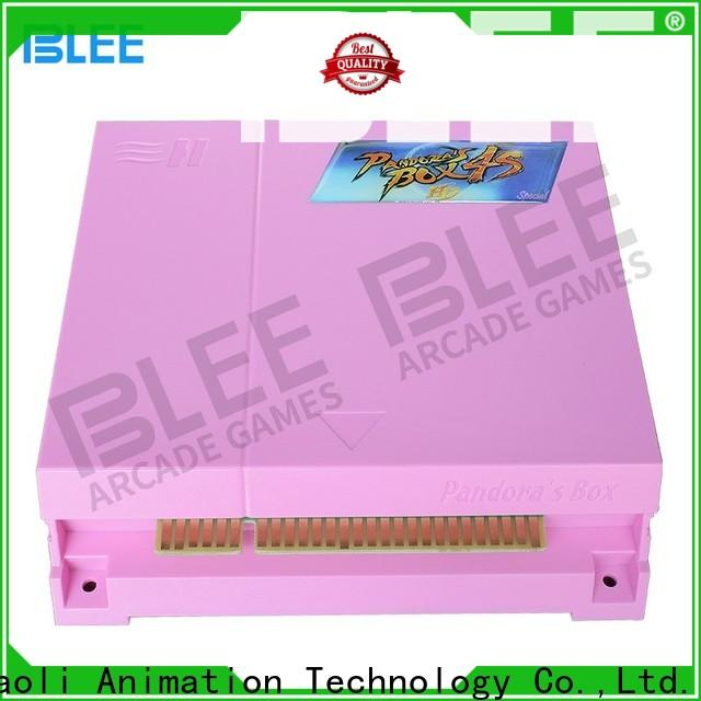 BLEE funny arcade button board with cheap price for children