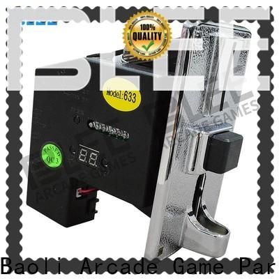 BLEE affordable electronic coin acceptor bulk production for free time