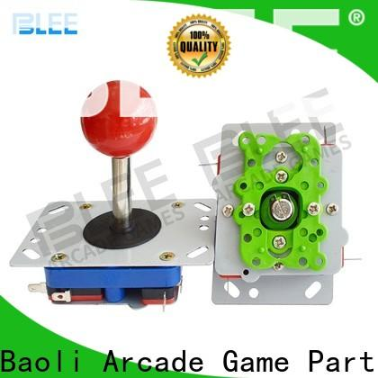 BLEE microswitch arcade joystick and buttons free design for shopping