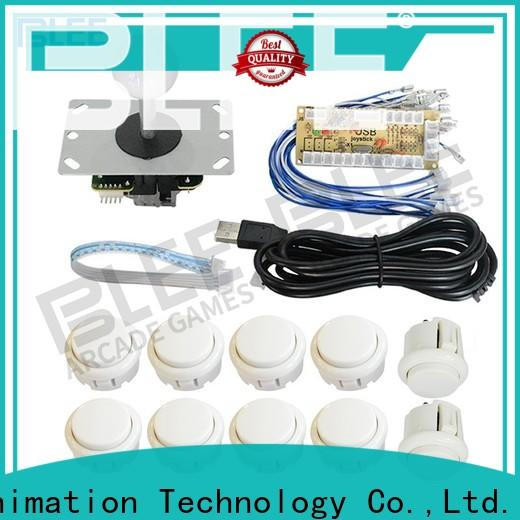 BLEE 60mm usb arcade controller kit bulk purchase for free time