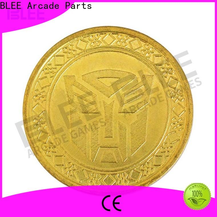 BLEE excellent custom coins and tokens inquire now for marketing