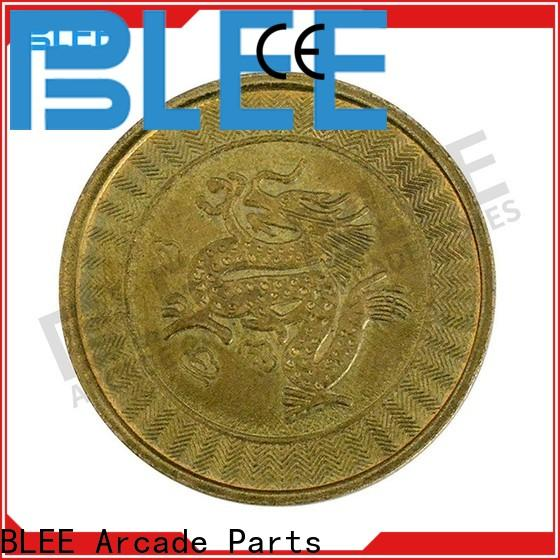 BLEE industry-leading metal coin tokens wholesale for shopping