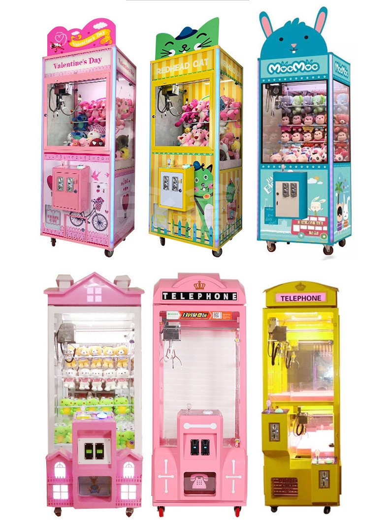 news-What are the advantages of claw machine entrepreneurship-BLEE-img