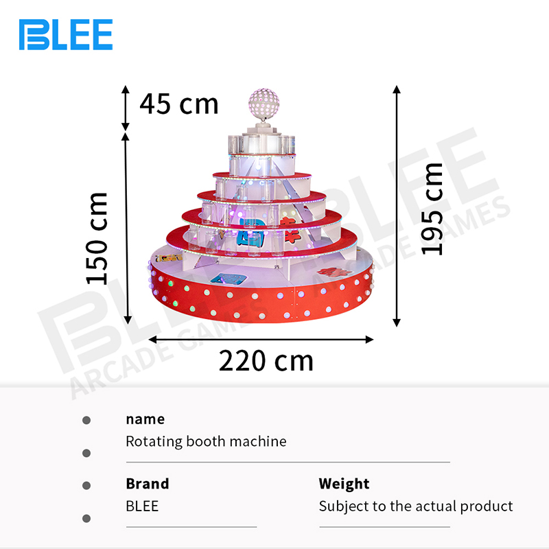 product-Newest outdoor Ring Toss Spin game carnival amusement game booth-BLEE-img
